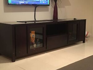 Solid timber tv/entertainment unit Condell Park Bankstown Area Preview