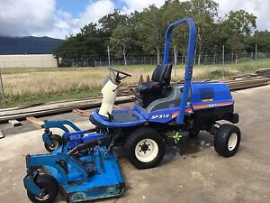 Iseki SF310 Out Front Mower must sell Cannonvale Whitsundays Area Preview