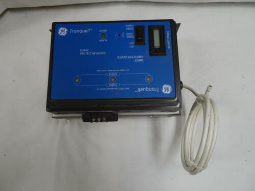 GE TRANQUELL SURGE PROTECTIVE DEVICE TPME120Y10AS