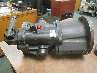 Vickers Double Hydraulic Pump Pvpq-20-y-10b1-p Used
