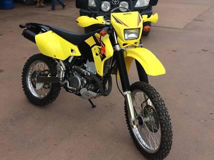 2016 DRZ 400 Suzuki Trail Bike