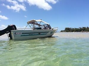 Ally Craft Scout 4.1m Runabout aluminium boat Noosaville Noosa Area Preview