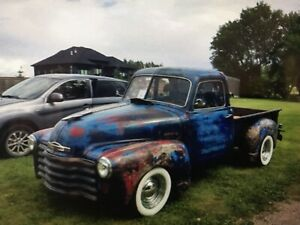 1950 Chevrolet Truck - Rat Rod
