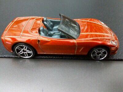 HOT WHEELS DIECAST CHEVROLET CORVETTE C6 SPORT CAR MODEL for sale  Shipping to Nigeria