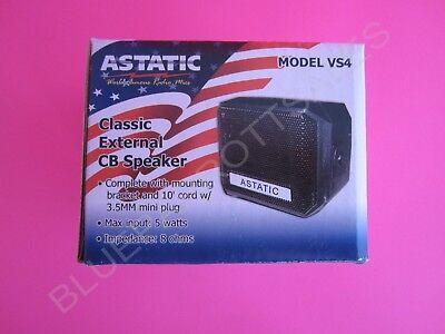 ASTATIC VS4 CLASSIC EXTERNAL CB RADIO SPEAKER
