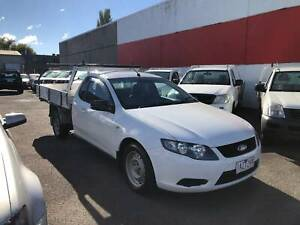 2008 Ford Falcon FG CAB CHASSIS Automatic Ute Lilydale Yarra Ranges Preview