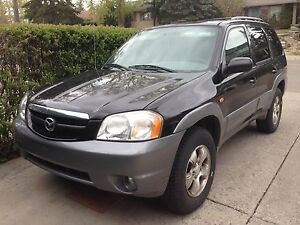 Mazda tribute 2001 4wd v6 *Mint*