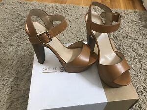 Beige heels, Spring heels