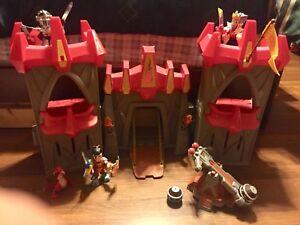 Mega Bloks King Drakes Castle