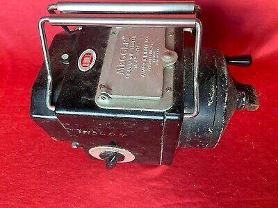 Megger Hand Crank Insulation Tester 7679-1