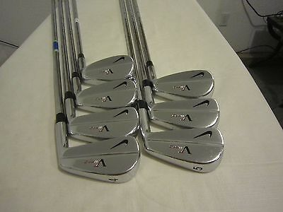 Nike VR Forged Pro Blades Iron Set - 4-PW - Dynamic Gold S300 Stiff Flex Steel