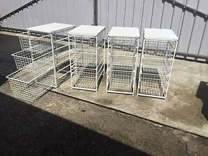 Storage Baskets Tuncurry Great Lakes Area Preview