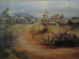d'Arcy W. Doyle framed print. Sunnybank Hills Brisbane South West Preview