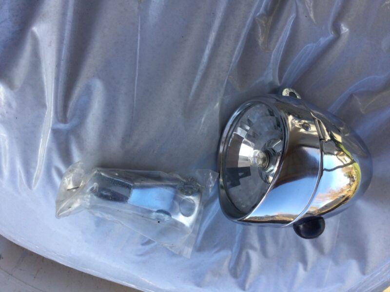 vintage NOS BIKE HEAD LAMP SAF-TEE CYCLEHEAD