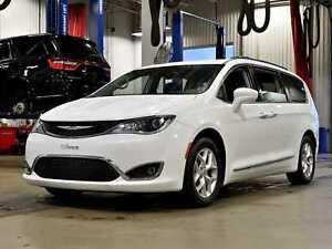 2017 Chrysler Pacifica TOURING L PLUS * 8 PASS * CUIR * DVD * CA