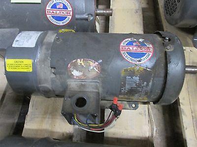 Baldor Motor Bm3558t 2hp 1725rpm Frame 145t 208-230460v 6.5-6.23.1a Used
