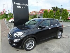 FIAT 500X City Look Lounge Schaltwippen