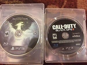 Black Ops 2 + Other Games and Accessories LIKE NEW!!