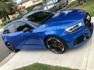 2018 Audi RS3 like a Demo AS NEW