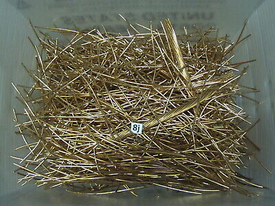 31lb Bare Scrap Copper Twisted 8 -10 Wire Art Hobby Foundry Metalworking 332