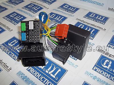 Cableado Para Bluetooth Altavoz Parrot Golf 7 Seat Leon 2012 Con Amplificador