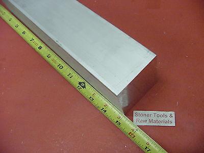 2 X 2 Aluminum 6061 Square Bar 15 Long T6511 2.00 Solid Flat Stock