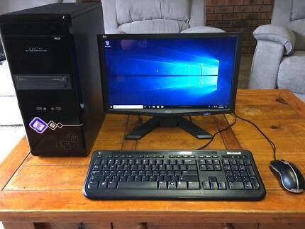 Intel i3-2120 Desktop Computer