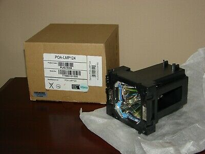 SANYO POA-LMP124 Projector lamp USHIO for PLC-XP200L EIKI LC-X85, CHRISTIE LX700