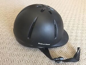 Horse riding helmet xs/s 'Ride-a-head' St Ives Ku-ring-gai Area Preview