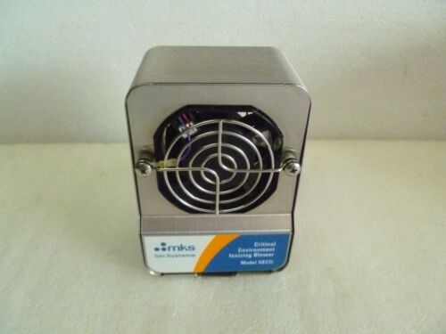 ION SYSTEMS MKS CRITICAL ENVIRONMENT IONIZING BLOWER MODEL: 5822i