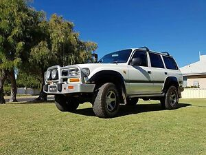Toyota Landcruiser 80 Series 1992 West Busselton Busselton Area Preview