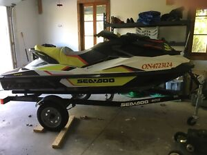 Seadoo Wake 155. Only 31 hrs!!