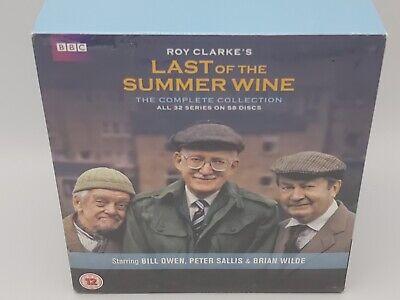 Last of The Summer Wine Complete Series 1-32 DVD Box Set -...