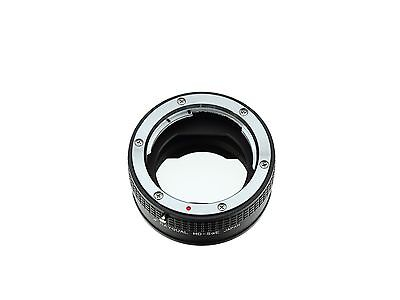 Kindai(Rayqual) Mount Adapter for SONY αE body to Minolta MD Lens made in Japan