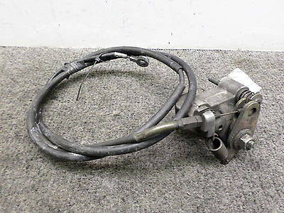 2007 Yamaha Apex Mountain Parking Brake with Cable