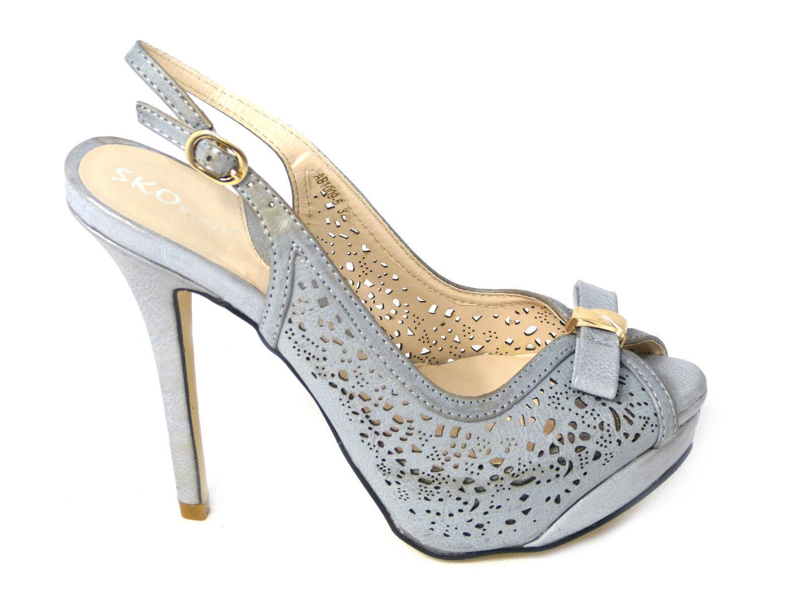 Bridal Peep Toe Shoes Uk Wide