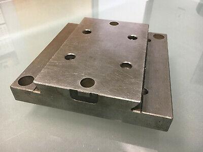 System 3r Maxi Dovetail Holder - Unhardened - 3r-29.1 Edm Tooling