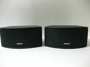 bose 321 series ii cinemate gs gsx gemstone speakers work