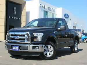 2016 Ford F-150 XLT 6.5-ft. Bed 2WD w/CLASS IV TRAILER HITCH
