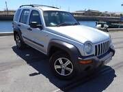 Jeep Cherokee Sport 4X4 Wagon only 146,000Kilometres Rosewater Port Adelaide Area Preview