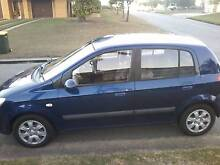 2006 Hyundai Getz Hatchback Camp Hill Brisbane South East Preview