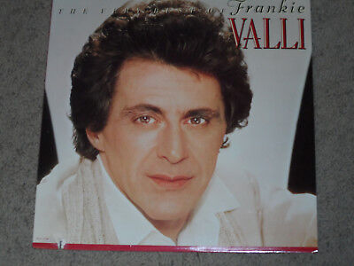 Frankie Valli - The Very Best Of LP BRAND (The Very Best Of Frankie Valli)