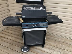 Barbecue  natural gas
