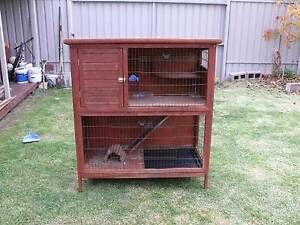 Guinea pig hutch and accessories Henley Beach Charles Sturt Area Preview