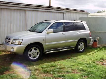 Lovingly cared for 2005 Toyota Kluger Grande  with low kil! Glossop Berri Area Preview