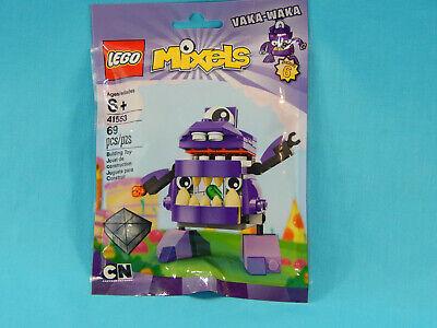 Lego Mixels 41553 Vaka-Waka Series 6 Polybag 69pcs New Sealed 2015 CN