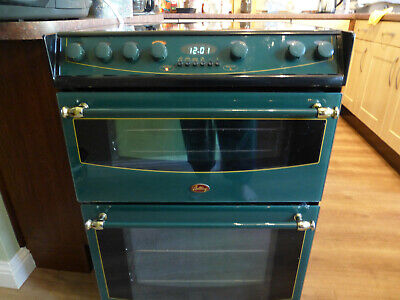 Belling Electric Cooker 60cm free standing.Halogen hob.All working.