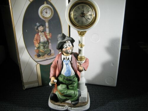 Melody in Motion - Clock Post Willie - Restored To Excellent Condition  #07091