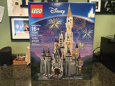 NISB LEGO Disney Princess The Disney Castle 71040