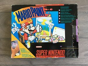 Mario Paint (Boxed)